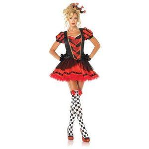 Leg Avenue Queen of Hearts Costume☆Sz. Medium☆HOT!